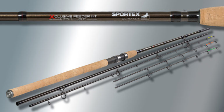 Фидерное удилище Sportex Xclusive Feeder NT Medium MF3616 3,60м / 90-160гр (3+3)